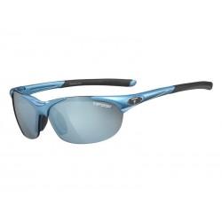 Okulary TIFOSI WISP pacific blue 3szkła Smoke Bright Blue 11,2 transmisja światła, AC Red, Clear