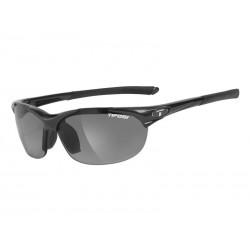 Okulary TIFOSI WISP FOTOTEC gloss black 1szkło Smoke FOTOCHROM 47,7-15,2 transmisja światła
