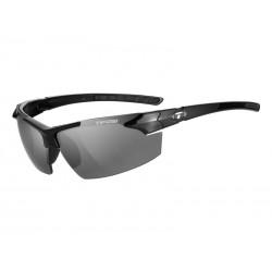Okulary TIFOSI JET FC gloss black 1szkło Smoke 15,4 transmisja światła