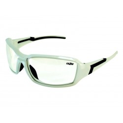 Okulary LAZER XENON Gloss White Clear