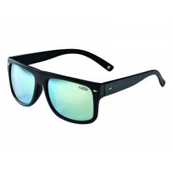 Okulary LAZER WAYMAKER 1 Matte Black Smoke-Gold REVO