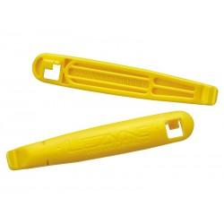 Łyżki do opon LEZYNE POWER LEVER XL 2szt. żółte