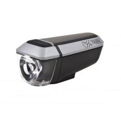 Lampka przednia SPANNINGA TOPAZ XB + baterie