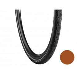 Opona trekking VREDESTEIN DYNAMIC TOUR 28x1.50 40-622 drut wkładka antyprzebiciowa refleks brązowa
