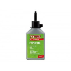 Olej do łańcucha WELDTITE TF2 CYCLE OIL ALL WEATHER warunki suche i mokre 125ml