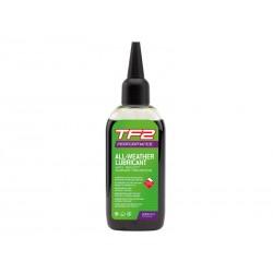 Olej do łańcucha WELDTITE TF2 PERFORMANCE TEFLON ALL WEATHER warunki suche i mokre 100ml