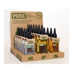 Olej do łańcucha zestaw WELDTITE PURE MIX COMBINATION LUBES DISPLAY 18 butelek