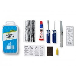 Łatki do opon zestaw WELDTITE CYCLE TUBELESS REPAIR KIT FOR EXTERNAL USE