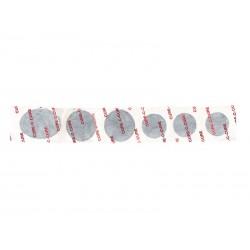 Łatki do dętek zestaw WELDTITE CURE-C-CURE CYCLE REPAIR STRIPS 6x łatki samoprzylepne pudełko