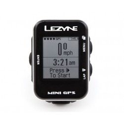 Komputer rowerowy LEZYNE Mini GPS