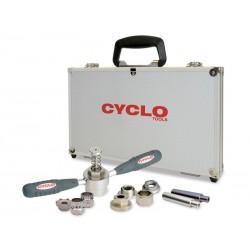 Zestaw narzędzi do wkładu suportu WELDTITE CYCLO Bottom Bracket Removal Tool Set