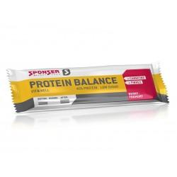 Baton proteinowy SPONSER PROTEIN BALANCE BAR jagodowo-jogurtowy pudełko 20szt x 50g