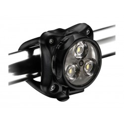 Lampka przednia LEZYNE ZECTO DRIVE 120 lumenów, usb czarna