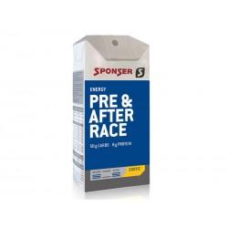 Napój SPONSER PRE & AFTER RACE kartonik 330ml