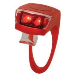 Lampka tylna TORCH TAIL BRIGHT FLEX 2 czerwona