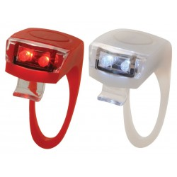 Zestaw lampki TORCH CYCLE LIGHT SET WHITE BRIGHT FLEX 2 + TAIL BRIGHT FLEX 2