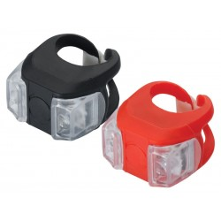 Zestaw lampki TORCH CYCLE LIGHT SET WHITE BRIGHT DUO FLEX + TAIL BRIGHT DUO FLEX