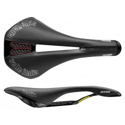 Siodło SELLE ITALIA NOVUS KIT CARBONIO FLOW L id match - L2 carbonkeramic 7x9, fibra-tek, 200g