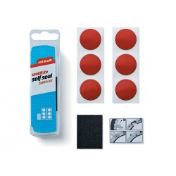 Łatki do opon zestaw WELDTITE PUNCTURE RED DEVILS SELF SEAL PATCH KIT 6x łatki samoprzylepne