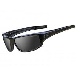 Okulary TIFOSI BRONX gloss black 1szkło Smoke 15,4 transmisja światła