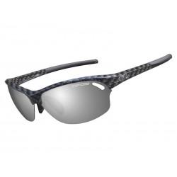 Okulary TIFOSI WASP FOTOTEC gloss carbon 1szkło Smoke FOTOCHROM 47,7-15,2 transmisja światła