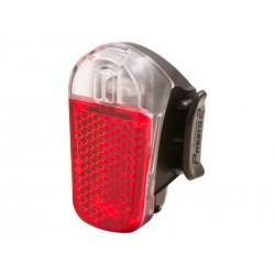 Lampka tylna SPANNINGA PRESTO XB + baterie