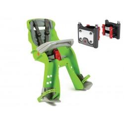 Fotelik dziecięcy OKBABY ORION przedni uniwersalne mocowanie zielony 37604035
