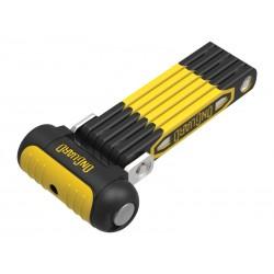 Zapięcie rowerowe ONGUARD Link Plate Lock REVOLVER X4P 8128 SKŁADANE - 79cm - 5 x Klucze z kodem