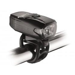 Lampka przednia LEZYNE LED KTV DRIVE 70 lumenów, usb czarna