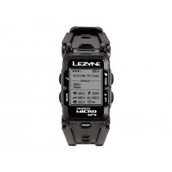 Komputer rowerowy LEZYNE GPS Watch, black