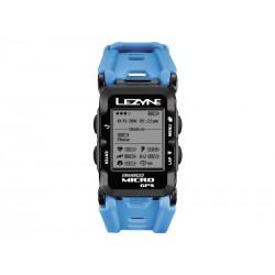Komputer rowerowy LEZYNE GPS Watch, cyan