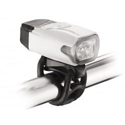 Lampka przednia LEZYNE LED KTV DRIVE 70 lumenów, usb biała