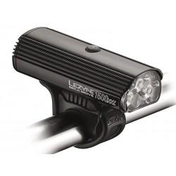 Lampka przednia LEZYNE LED DECA DRIVE 1500XXL 1500 lumenów, usb czarna