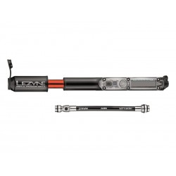 Pompka ręczna LEZYNE DIGITAL PRESSURE DRIVE HP S ABS 120psi dł.krótka 170mm cyfrowy manometr