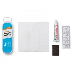 Łatki do dętek zestaw WELDTITE PATCH PUNCTURE REPAIR KIT FOR PVC pudełko 25szt.