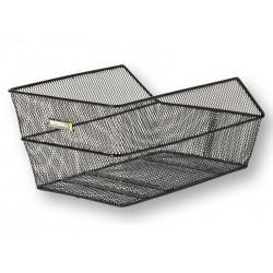 Kosz na tylny bagażnik BASIL CENTO Mounting set for CENTO basket, stalowy czarny