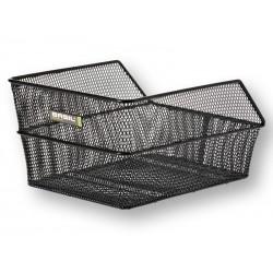 Kosz na tylny bagażnik BASIL CENTO S Mounting set for CENTO basket, stalowy czarny