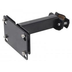 Mocowanie zapięcia BASIL Permanent System II Stem Holder EC do koszy moc.22-25,4mm, system na