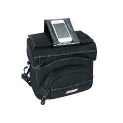 Torba na kierownicę z mapnikiem FASTRIDER EXCLUDUS HANDLEBAR BAG 7L moc.22.2-28.7mm system klik