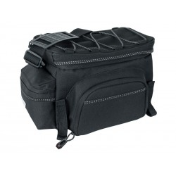 Torba na bagażnik FASTRIDER EXCLUDUS REAR CARRIER BAG 8.7L czarna