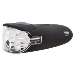 Lampka przednia SPANNINGA TRIA XB uchwyt BR26 + baterie