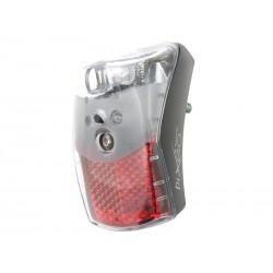 Lampka tylna SPANNINGA PIXEO XB + protektor czarna