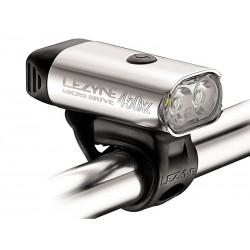 Lampka przednia LEZYNE LED MICRO DRIVE 450XL 450 lumenów, usb srebrna