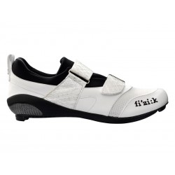Buty triathlonowe FIZIK K1 UOMO białe roz.44,5