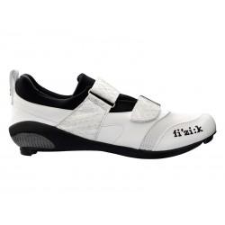 Buty triathlonowe FIZIK K1 UOMO białe roz.45,5