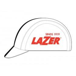 Czapka LAZER biało-czarna rozm. L