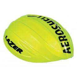 Nakładka na kask LAZER AEROSHELL O2 yellow flash XL