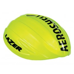 Nakładka na kask LAZER AEROSHELL O2 yellow flash ML