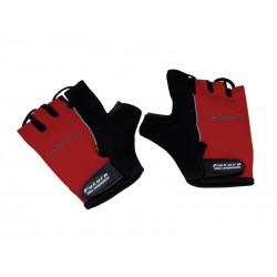 Rękawiczki FUTURA TRENDY KEVLAR czerwone roz. XL