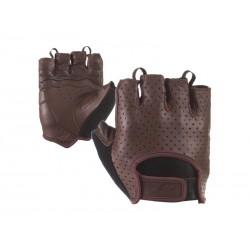 Rękawiczki LIZARDSKINS ARAMUS CLASSIC krótki palec brązowe roz. M 9 NEW